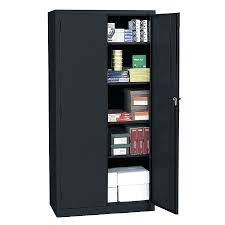 Metal Garage Storage Cabinets Lowes Home Depot Cabinet With Doors Walmart.  Metal Storage Cabinet Home Depot Locking On Wheels. Large Metal Storage  Cabinet ...