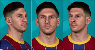 Over the years messi's hairstyles have seen a … Pes 2017 Face Lionel Messi