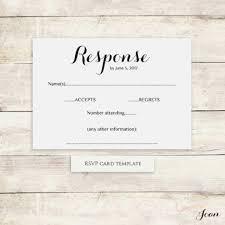 Rsvp Card Sizes Wedding Response Card Sizes Arts Arts
