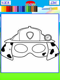 Small Picture Coloring Pages PawPatrol Version Apps 148Apps