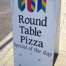 photo taken at round table pizza by allie f on 6 30 2016