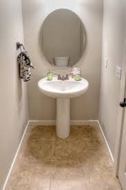 pedestal sink 26 amazing powder room designs 26