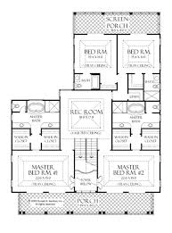 small house plans with 2 master suites aloin info luxury two double bedroom floor bedroomsettop pertaining