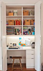 Best 25+ Closet office ideas on Pinterest | Closet desk, Desk nook ...