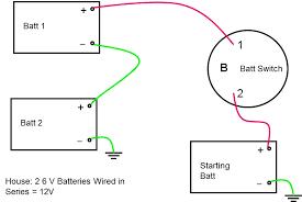 6 volt marine battery conversion boatstuffblog com