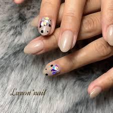Lunonnail Instagram Post Photo ご予約お電話 06 6430 9842