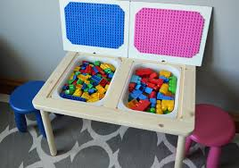 the best lego table ikea
