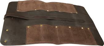 connells of sheffield 8 pocket chisel roll