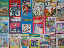 Đôi điều cảm nhận về lịch sử phát hành truyện tranh ở Việt Nam Hiệp Sĩ Bão  Táp
