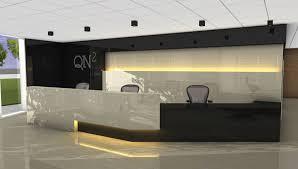 Reception Area Designing