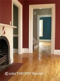 Victorian home interior colors