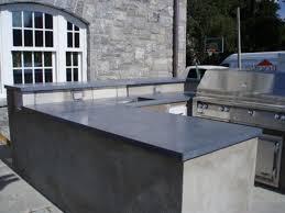outdoor kitchen countertops 08 blue gray exterior concrete countertop resize 1 photos