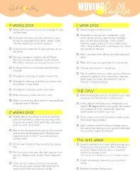 Apartment Move In Checklist Brasscranes Com