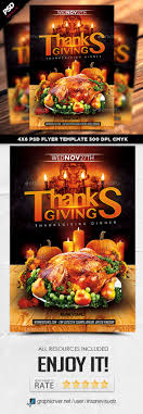 thanksgiving dinner flyer by dope s graphicriver thanksgiving dinner flyer holidays events