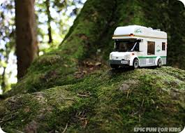 outdoors. A Fun Lego Set To Take Into The Great Outdoors, Plus Tips For Taking LEGO Outdoors