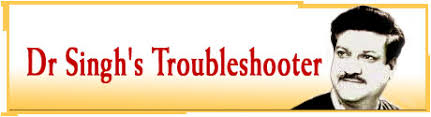 Dr Singh S Troubleshooter Rediff Com India News