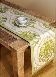 s9home by seasons 6 seater green table runner india best s reviews s9972ho06gsoindfas