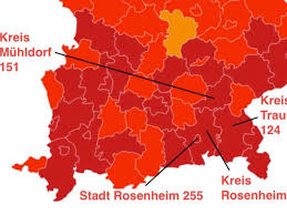 New corona measures in munich since august 23. 7 Tages Inzidenz In Bayern Springt Uber 100 Bayern
