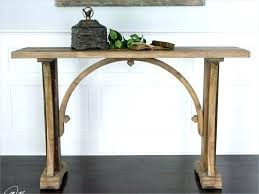 long narrow console table. Very Narrow Console Table Extra Tables Decoration Hall With Long