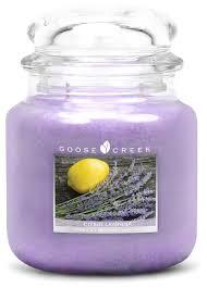 Купить <b>Ароматическая свеча</b> Goose Creek <b>Citrus Lavender</b> ...