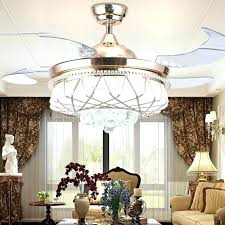crystal ceiling fan light kit amindi me crystal chandelier