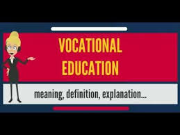 Define Vocational School What Is Vocational Education What Does Vocational Education Mean