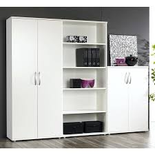 office bookcases with doors. Office Bookcase With Doors Contemporary A White Furniture Bookcases And