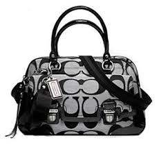 Pin by Chic Shopper Girl on Best Black Coach Purses On Sale ...