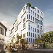 office building architecture. perfect architecture mvrdv unveils plans for sri lankan office building with stepped terraces with office building architecture