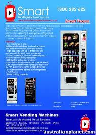 Vending Machine Repairs Melbourne Amazing Buy High Quality Frozen Food Vending Machine Australia In Melbourne Cbd
