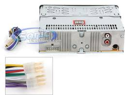 dual xd6150 in dash cd am fm receiver front panel aux input product dual xd6150