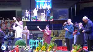 Holy Spirit Poa Pentecostals Of Alexandria Bott 2019 Upcpi General Conference 02 28 19