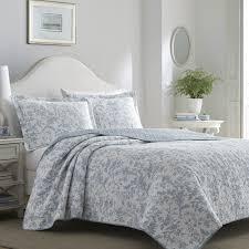 Laura Ashley Bedroom Laura Ashley Home Amberley Reversible Quilt Set Reviews Wayfair