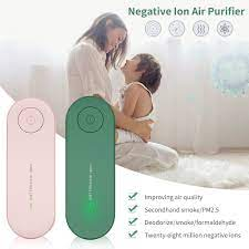 Máy lọc không khí Ion âm Máy khử mùi Khử mùi Bền lâu Loại bỏ Khói bụi Loại  bỏ Formaldehyde Loại bỏ Sử dụng tại nhà