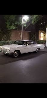 Best 25+ 1962 chevy impala ideas on Pinterest | Chevrolet impala ...
