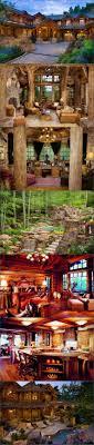 1573 Best Dream Home Log Cabin Homes Images On Pinterest