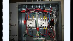electrical wiring fire control box