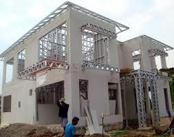 Light Steel Frame House Philippines Nedsteel Construction And Development Corporation