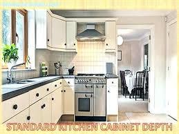 Kitchen Cabinets Inch Sink Base Cabinet Standard Deep Vanity 18 C Inch Base Cabinet79