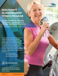archived city partners with healthways to promote silversneakers and prime