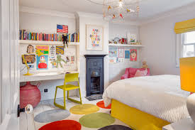 ideas for adding color to a kids room