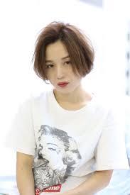ストリート ショート 外国人風 ショートボブ美容室cinq 大柳 浩輝