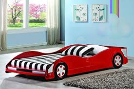 Amazon DONCO Kids 4004 R Youth Race Car Bed Red Kitchen
