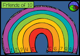 Free Printable Rainbow Facts Chart Friends Of Ten Rainbow Template Coloring And Poster Set