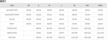 Hm Size Chart Nike Cfc 19 20 Vapor Match Jsy Ss Hm