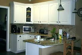 refinishing white kitchen cabinets refinish white washed oak kitchen cabinets