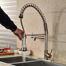 single handle pullout kitchen faucet kitchen sink faucet with sprayer high arc kitchen faucet