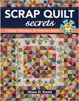 21 Quilt Shops in Vermont to inspire you! & Scrap Quilt Secrets book Adamdwight.com