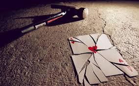 4k broken heart wallpapers hd