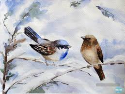 4 blue bird in snow jpg